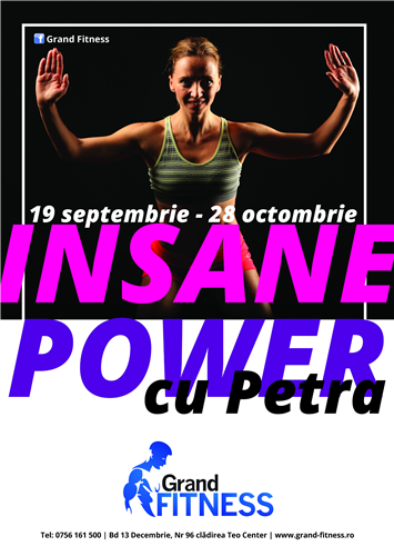 INSANE POWER- un nou modul